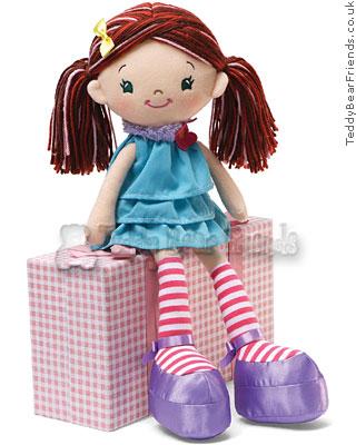 Gund Emma Red Hair Dolly