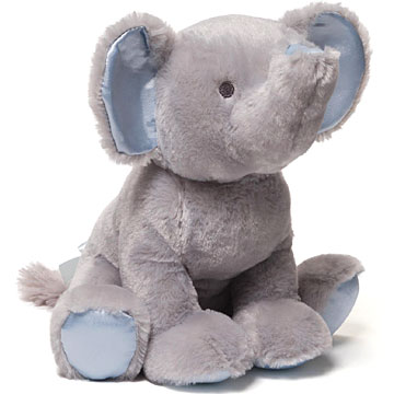 Baby Gund Emmet Baby Elephant