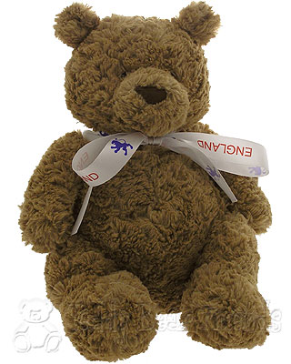 Teddy Bear Friends Exclusive England Teddy Bear