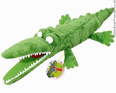 Rainbow Designs Enormous Crocodile Large Soft Toy