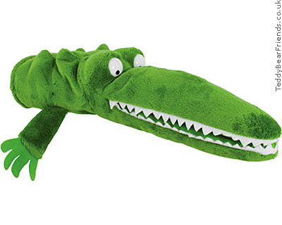 Rainbow Designs Enormous Crocodile Puppet