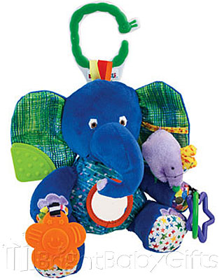 Rainbow Designs Eric Carle Developmental Elephant