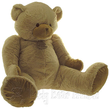 Histoire d'Ours Extra Large Beige Teddy Bear