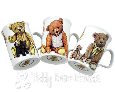 Roy Kirkham Lost Bears Mugs