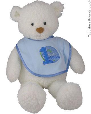 Baby Gund My First Birthday Bear