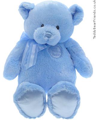 Baby Gund First Blue Teddy Bear