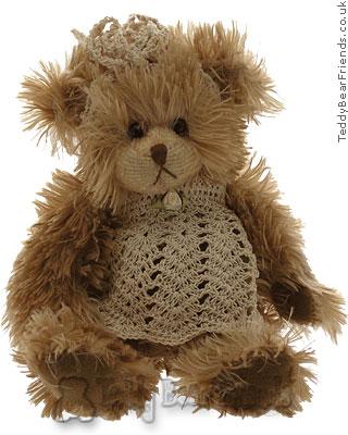 Trendle Fleur Girls Teddy Bear