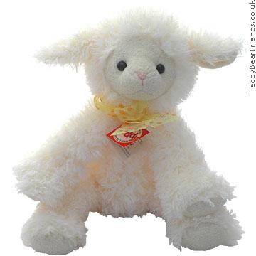 Teddy Hermann Fluffy Lamb