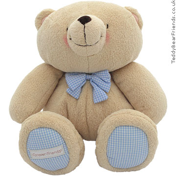 Rainbow Designs Forever Friends Teddy Bear Blue