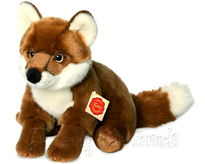 Teddy Hermann Fox Soft Toy