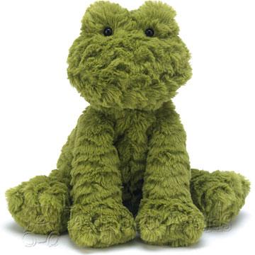 Jellycat Fuddlewuddle Frog