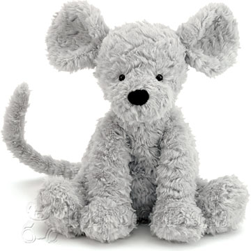 Jellycat Fuddlewuddle Mouse