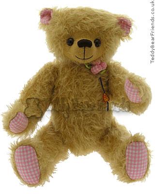 Clemens Spieltiere Teddy Sandy