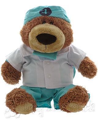 Teddy Bear Friends Exclusive Get Better Bear