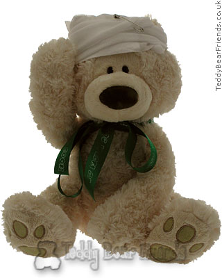 Teddy Bear Friends Exclusive Get Well Soon Bear