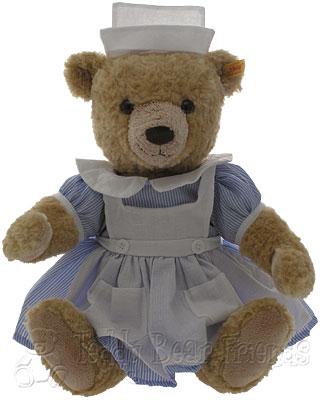 Teddy Bear Friends Exclusive Get Well Soon Nurse Teddy Bear