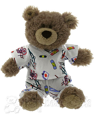 Teddy Bear Friends Exclusive Get Well Teddy Bear