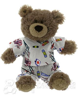 Teddy Bear Friends Exclusive Get Well Teddy Bear