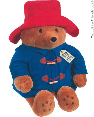 Augusta Du Bay Giant Paddington Bear