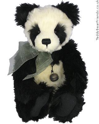 Charlie Bears Chi Chi Giant Panda Bear