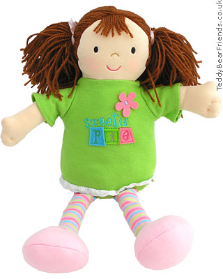 Gund Giggling Girls Doll