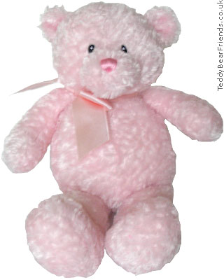 Baby Gund Baby Girls Teddy Bear