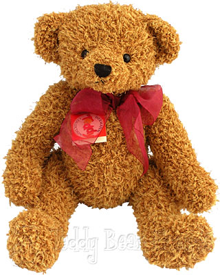 Teddy Hermann Gold Teddy Bear