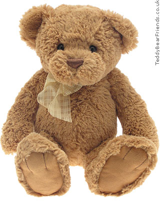 Gund Beige Teddy Bear