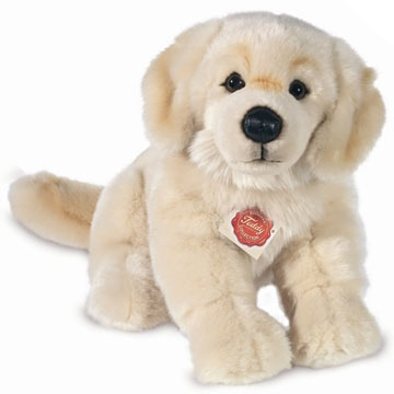 Teddy Hermann Golden Retriever Dog