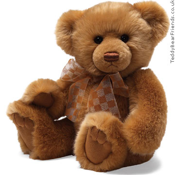 Gund Goldin Honey Bear