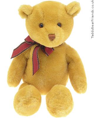 Gund Goldkin Teddy Bear