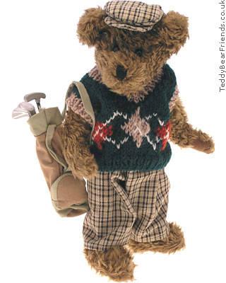 Trendle Golfer Bear