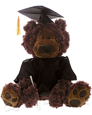 Teddy Bear Friends Exclusive Graduate Bear