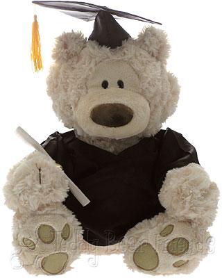 Teddy Bear Friends Exclusive Graduate Teddy Bear