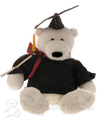 Teddy Bear Friends Exclusive Graduation Bear