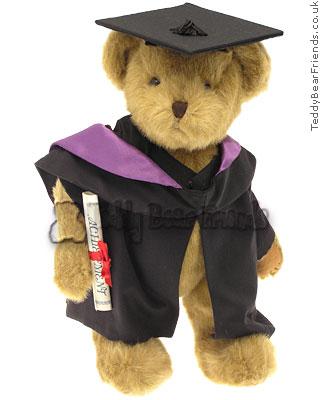 Character Bears Graduation Bear