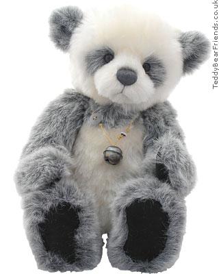 Charlie Bears Grayson Panda Bear