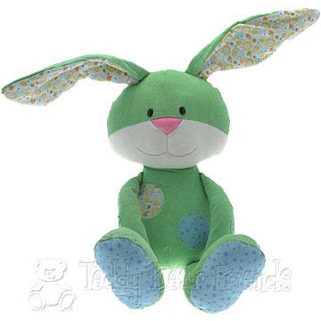 Gund Green Rabbit