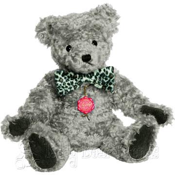 Teddy Hermann Grey Growler Bear