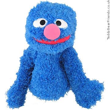 Gund Grover Hand Puppet