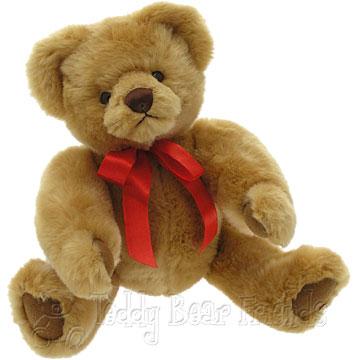 Clemens Spieltiere Growling Teddy Bear Dennis