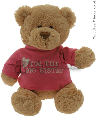 Gund Big Sister Bear