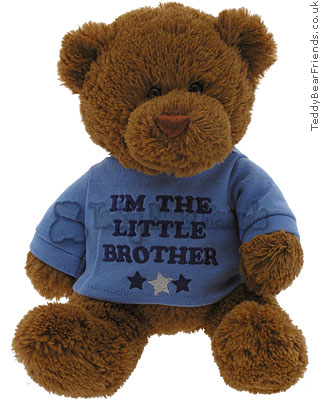 Gund Little Brother Bear