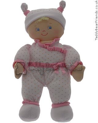 Baby Gund Leslie Dolly