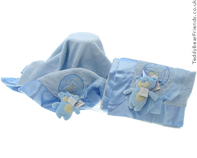 Securesnugs Blanket Baby Gund 059012