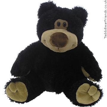 Gund Sidney Black Bear
