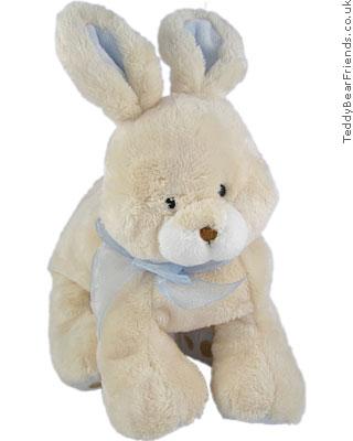 Baby Gund Buffy Blue Baby Bunny