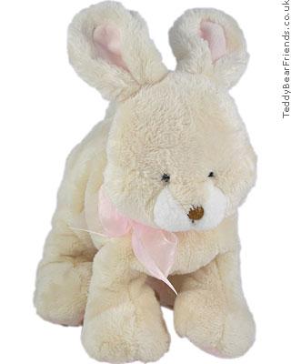 Baby Gund Buffy Pink Baby Bunny