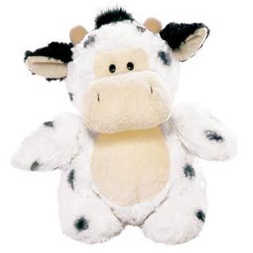 Baby Gund Chubby Puffs Dotty Cow