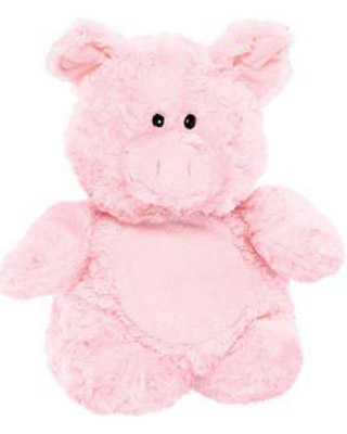 Baby Gund Chubby Puffs Percy Pig